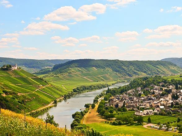 Croisière Les vallées de la Moselle et du Rhin, la magie de deux fleuves (CMS)