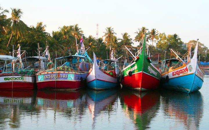 Croisière Cochin