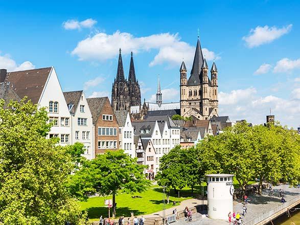 Croisière Le Rhin et ses affluents : Cologne, Cochem, Strasbourg