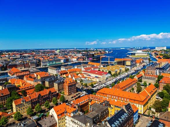 Croisière Baltique : Kiel, Copenhague, St Petersbourg, Tallinn