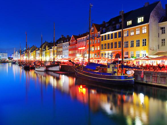 Croisière escale à Copenhague (Danemark)