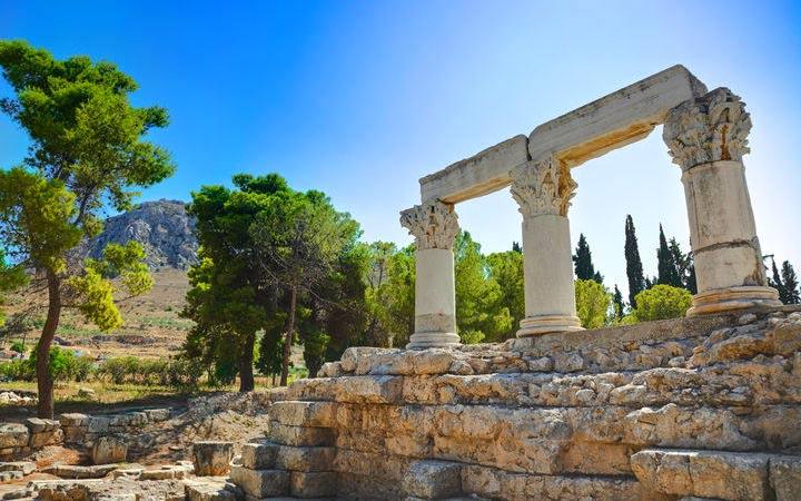 Croisière Corinthe