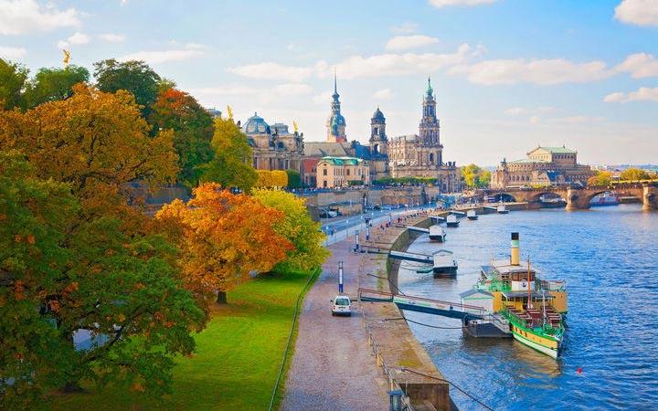 Croisière Dresden