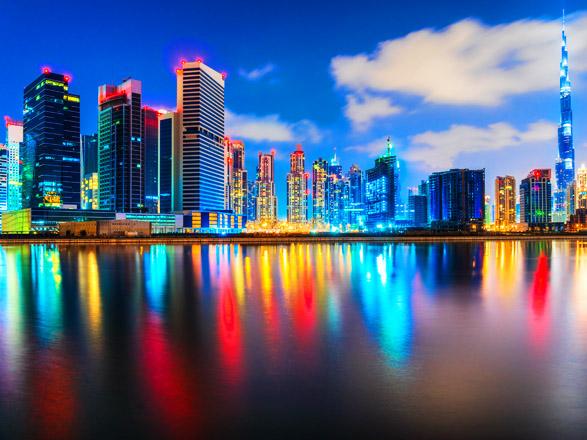 Croisière Dubaï, Abu Dhabi, Émirats, Qatar, Bahreïn