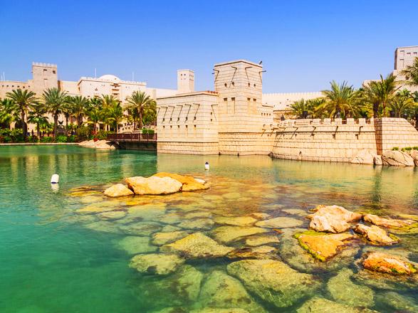 Croisière Dubaï et les légendes d'Arabie
