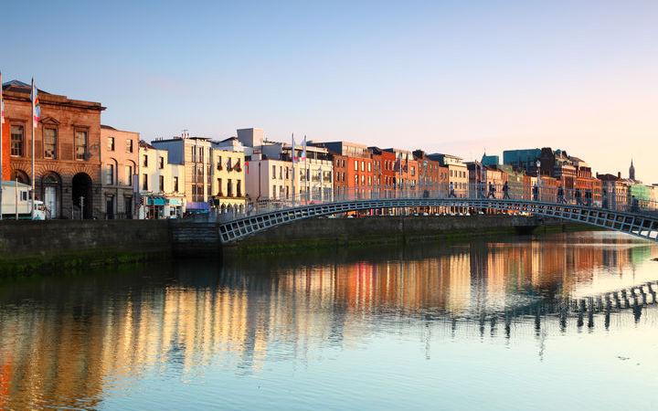 Croisière Dublin