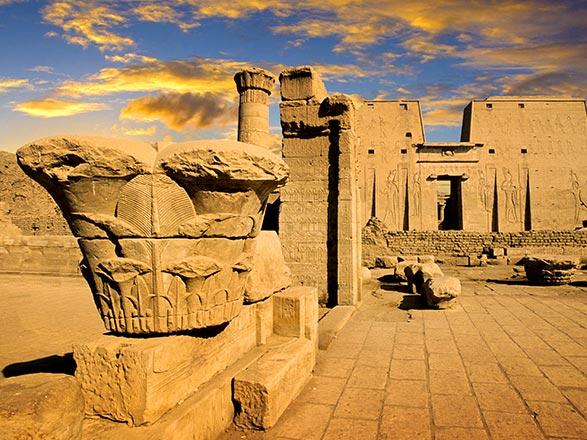 Croisière La Vallée du Nil  : Sur la terre des Pharaons (8LO)