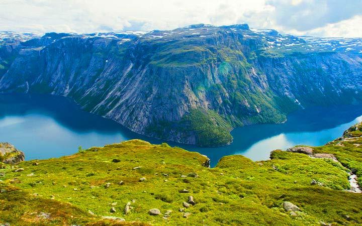 Croisière Eidfjord