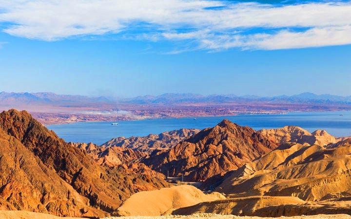 Croisière Eilat