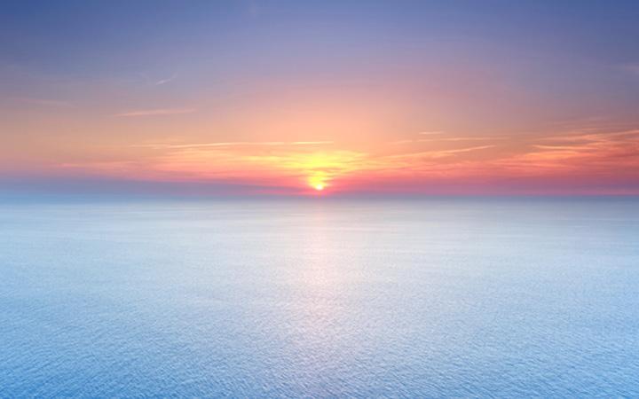 Croisière En mer