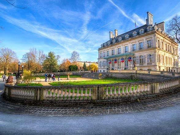 croisière Seine - Seine : Sur le canal de la Marne, d'Epernay à Paris (ECP)