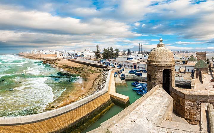 Croisière Essaouira
