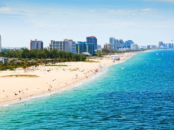 Croisière Caraïbes occidentales : Floride, Mexique, Caïmans