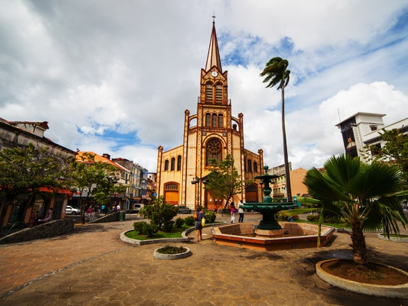 Croisière Martinique, Guadeloupe, Iles Vierges, St. Maarten, Dominica, Saint Kitts et Nevis, Antigua & Barbuda...