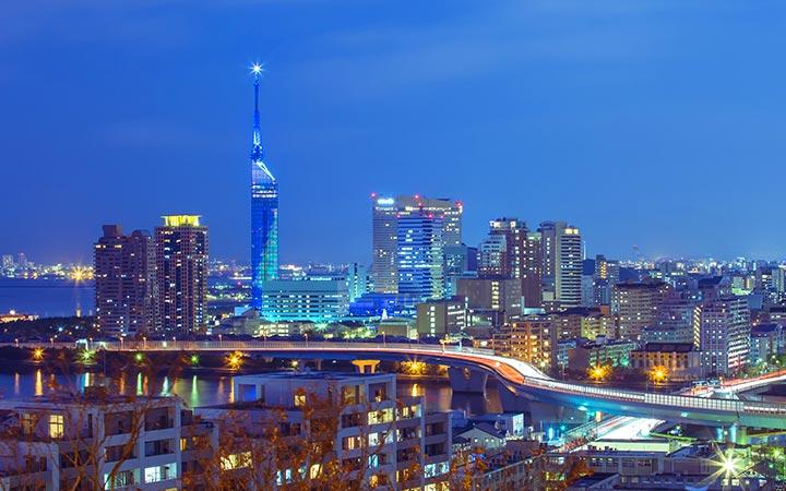 Croisière Fukuoka