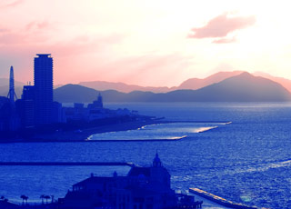 Croisière Fukuoka(Japon)