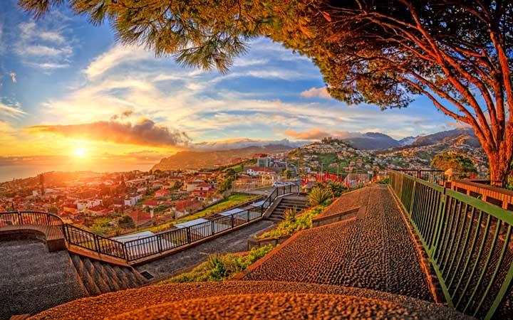 Croisière Funchal