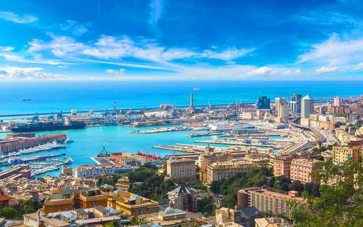 Croisière Sicile & Italie