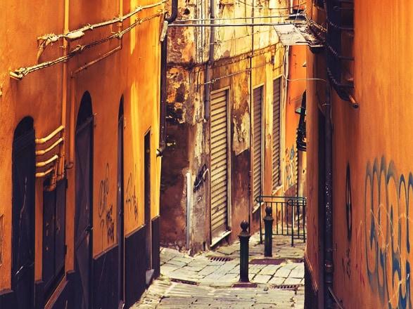 Croisière escale à Gênes (Italie)