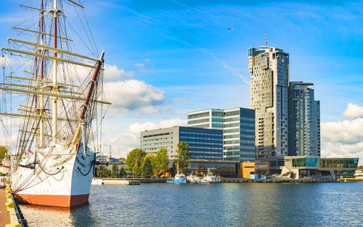 Croisière Gdynia