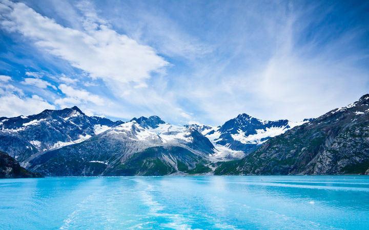 Croisière Glacier Bay
