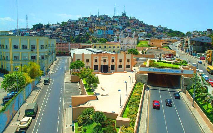 Croisière Guayaquil