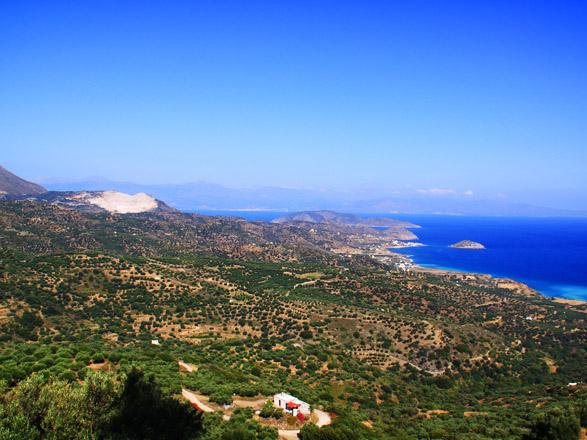 Croisière escale à Héraklion (Grèce)