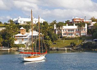 Croisière Hamilton(Bermudes)