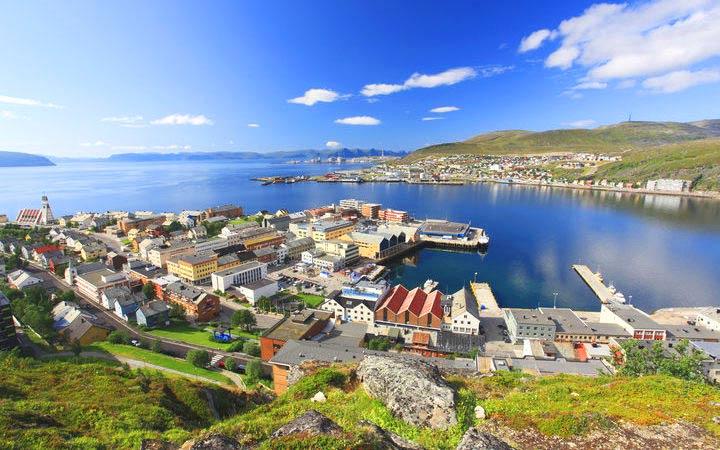 Croisière Hammerfest