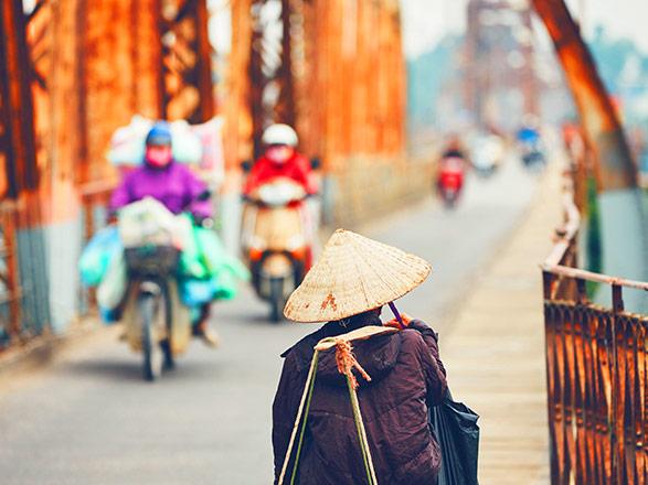 Croisière Du Delta du Mékong aux Temples d'Angkor, les villes impériales, Hanoï et la Baie d'Along (1H9_PP)