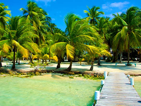 Belize (Harvest Caye)