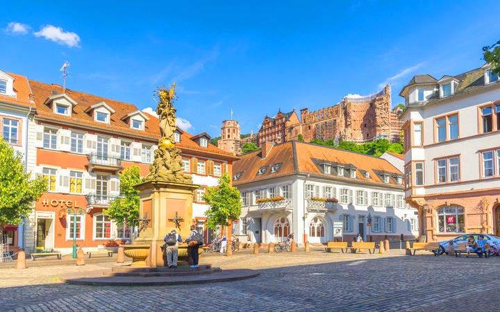 Croisière Heidelberg