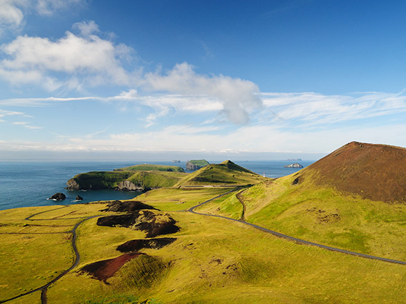 Islande (Ile de Heimaey)