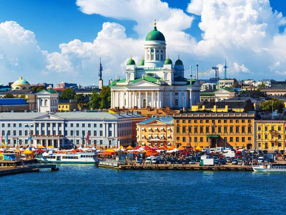 Croisière Capitales de la Baltique - Départ Helsinki
