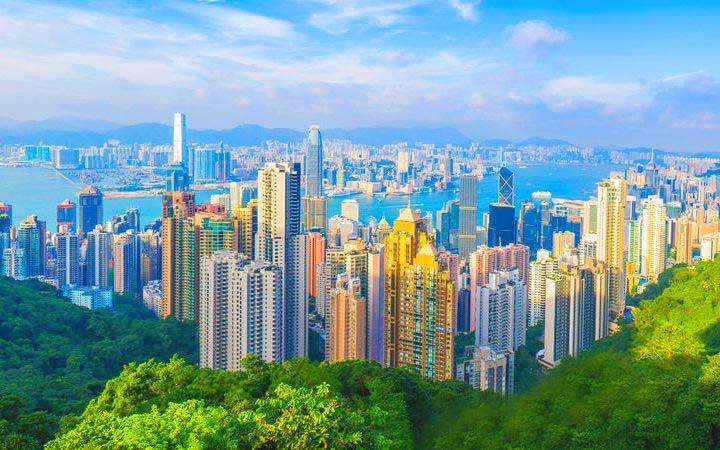 Croisière Hong Kong