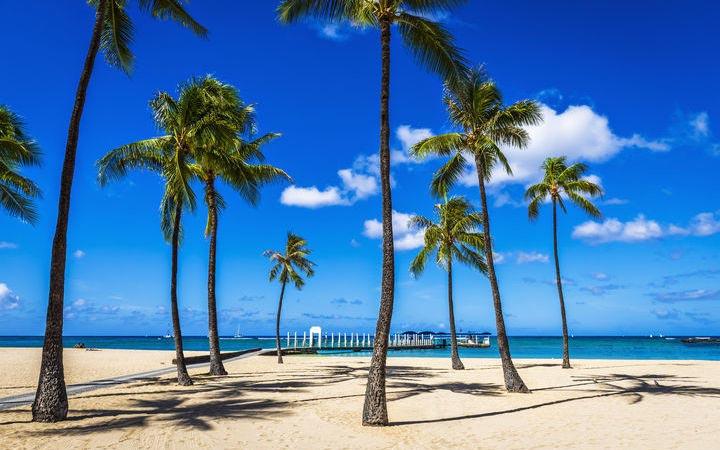 Croisière Honolulu