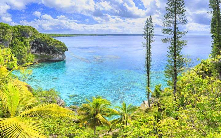 Croisière Ile de Lifou