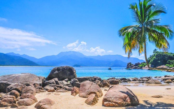 Croisière Ilha Grande