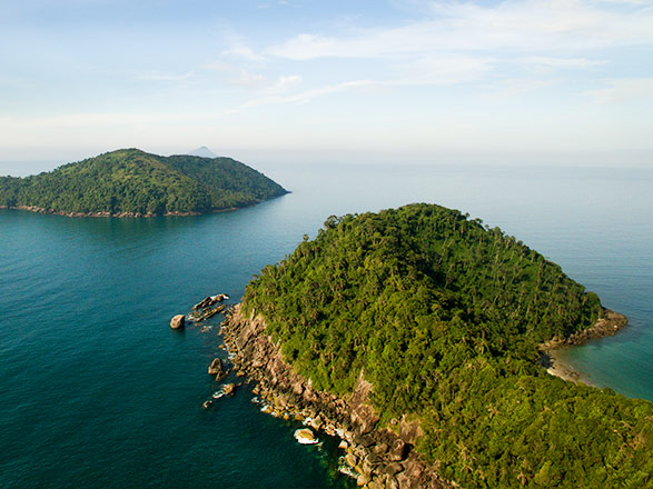 Croisière Brésil : Santos, Buzios, Salvador, Ilheus, Ilha Grande