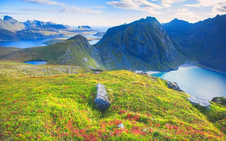 Croisière Isafjordur