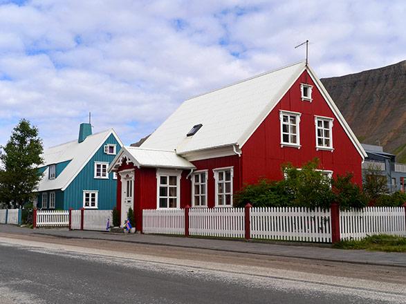Islande (Isafjordur)