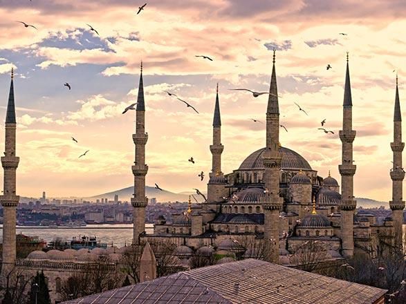 croisière Iles grecques - Iles grecques : Turquie, Grèce, Crète