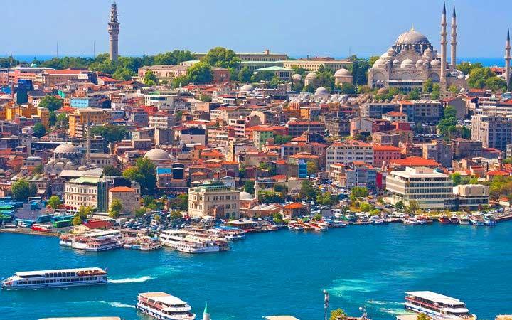 Croisière Istanbul
