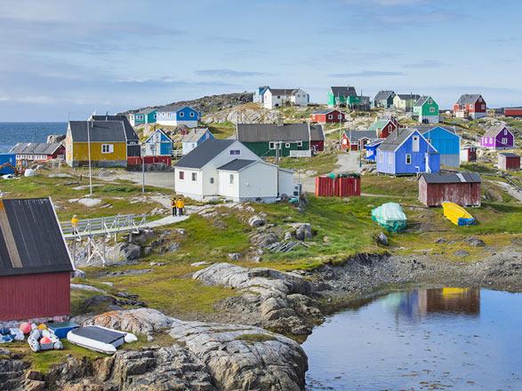 Groenland (Ilulissat Jakobshavn)