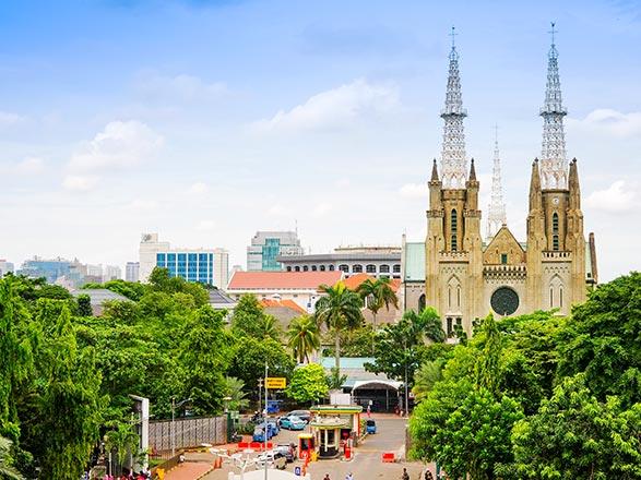 Croisière Jakarta(Indonésie)