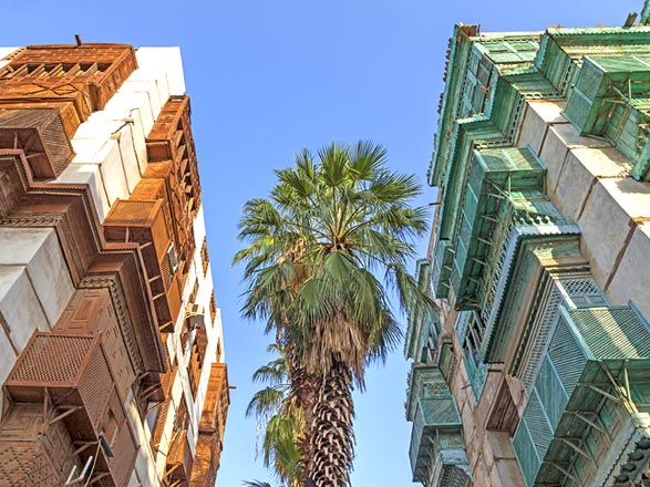 Croisière Arabie Saoudite, Jordanie, Egypte