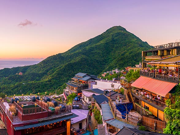 croisière Asie : De Taïwan au Japon