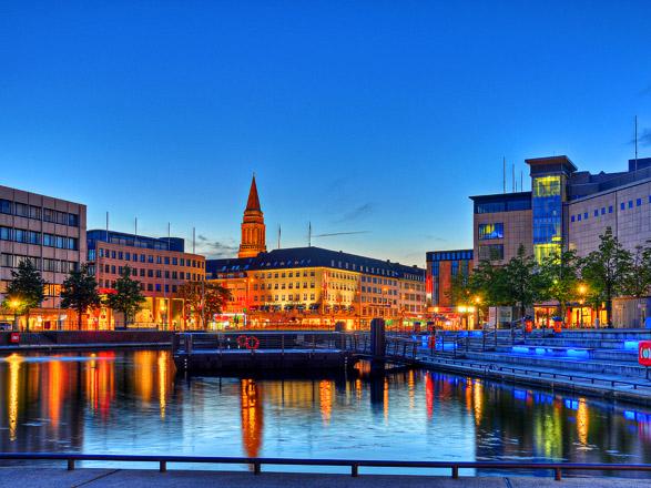 Croisière Allemagne, Danemark, Norvège