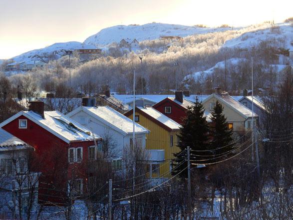 Croisière De Kirkenes à Bergen avec accompagnateur francophone