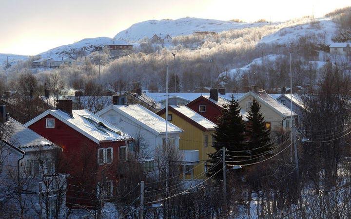 Croisière Kirkenes